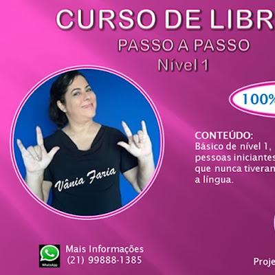 Curso Online de Libras - Passo a Passo (Nível 1)