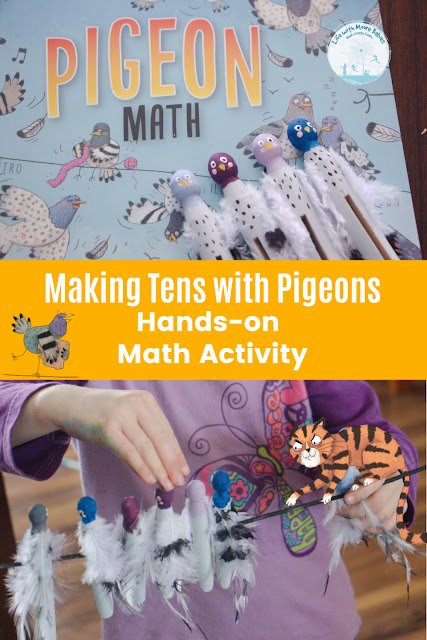 How Pigeons Can Help Kids Learn to Make Tens
