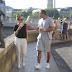 Jennifer Lopez és baseball legenda párja egyszerű turistaként romantikázott Párizsban