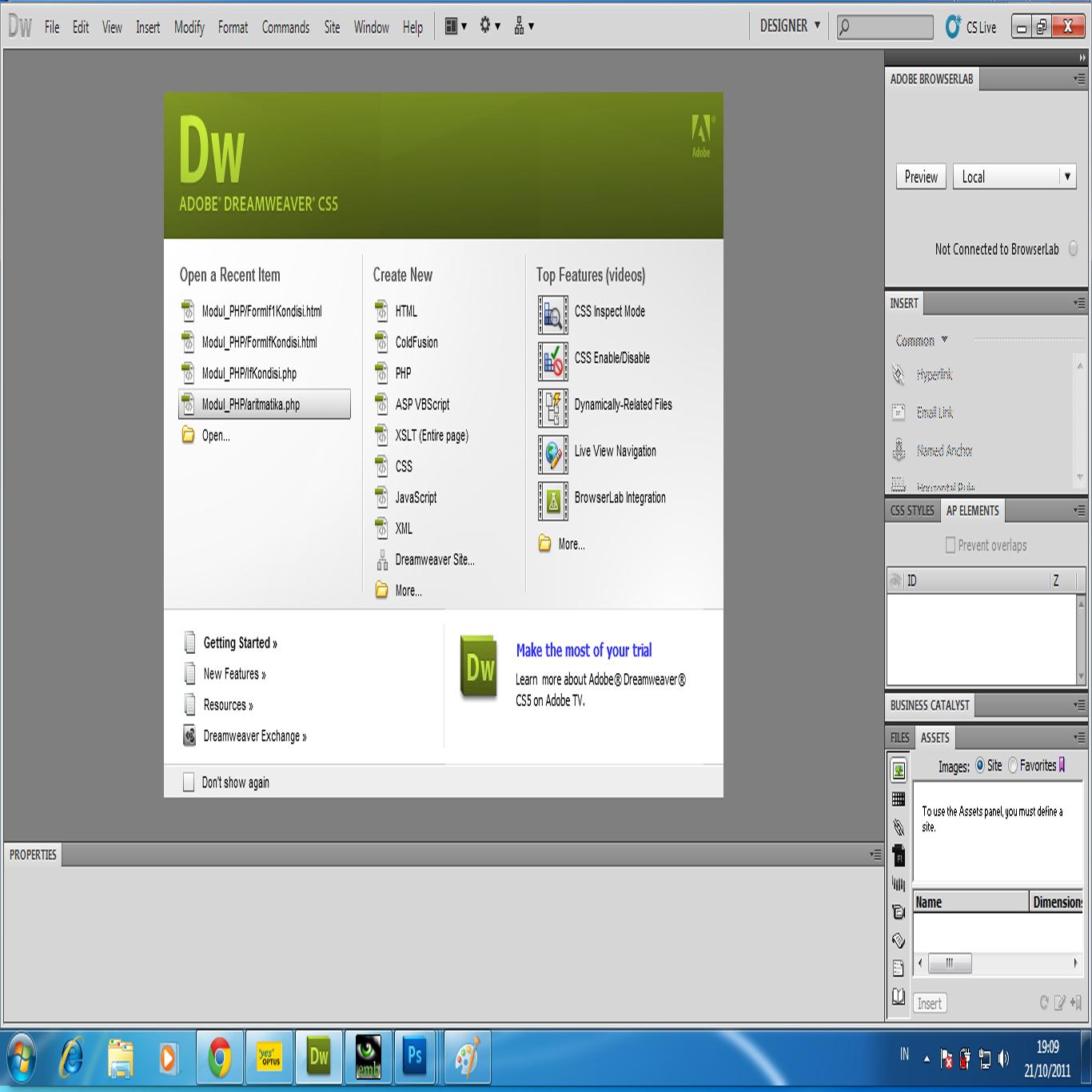 Download Adobe® Dreamweaver® CS5 Build 4909 Final Full