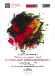 """Curso de verano: """"El crimen y su proyección cultural: cine, literatura, cómic y otras formas de expresión artística"""""""