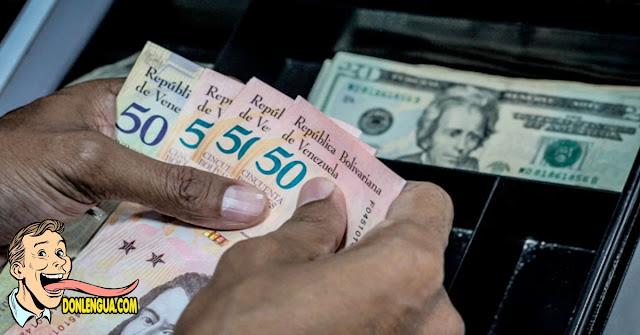 Se está acabando el dinero en efectivo en Venezuela