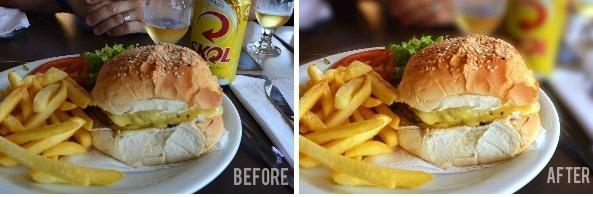 Tips Edit Foto Makanan Dengan Foto Editor Online