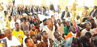Judge grants 66 prison inmates amnesty