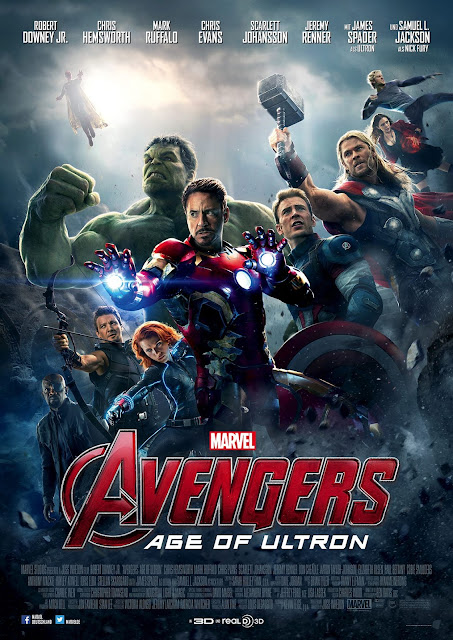 Download Avengers: Age of Ultron (2015) 3D BluRay 1080p Subtitle Indonesia