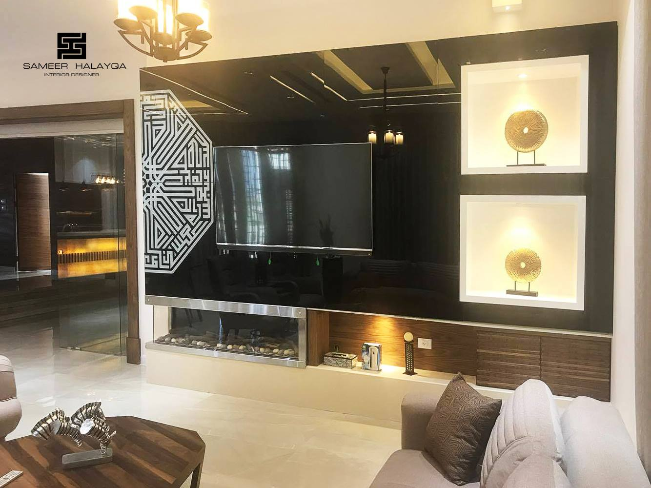 20 Modern Living Room Contemporary Entertainment Wall TV ... on Wall Units For Living Room Contemporary id=92579