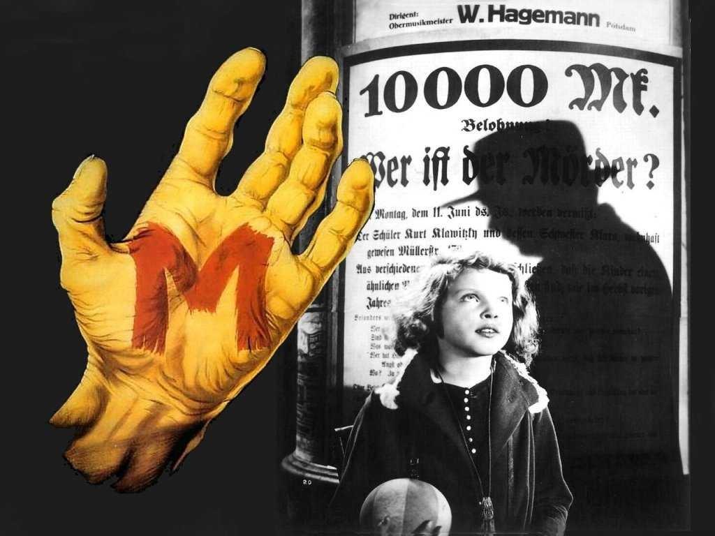 M, el vampiro de Düsseldorf - Película