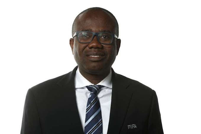 FIFA extends suspension of football official Kwesi Nyantakyi
