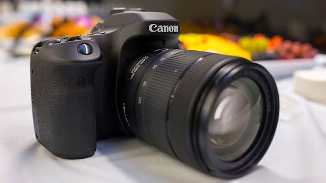 Canon EOS 80D Miliki Fitur Canggih