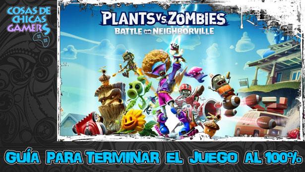 Guía Plants vs. Zombies Battle for Neighborville para completar el juego al 100%