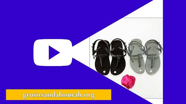 grosirsandalmurah.org-Sandal Anak-Hak Polos Talincang Anak