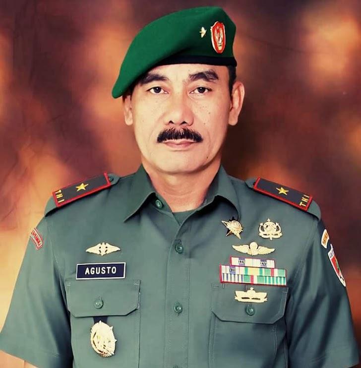 PWI Sulsel, Mengucapkan Selamat Bapak Mayjen TNI Sulaiman Agusto, Resmi Menjabat Pati Ahli Kasad di Bidang Hukum