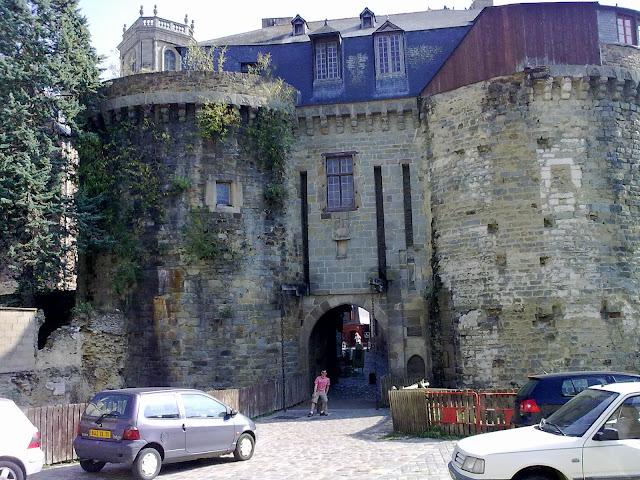 Porte Mordelaise - Rennes - Império Romano