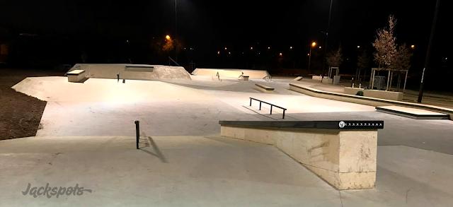 Skatepark Agen 2017