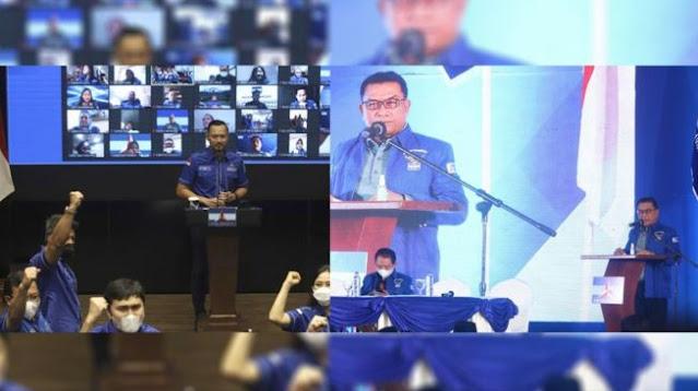 Marzuki Alie: Moeldoko Bisa Jadi Figur Pengganti SBY, AHY Belum Siap