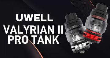 Uwell Valyrian II 2 Pro Tank