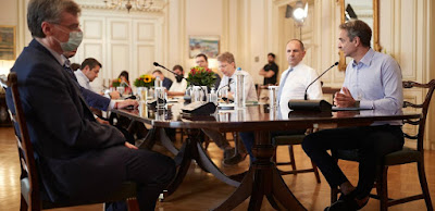 Tι κρύβει η «εξαφάνιση» Τσιόδρα από τα ΜΜΕ