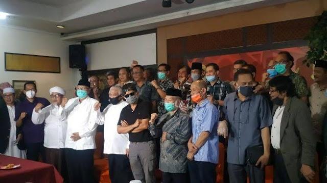 Din Syamsuddin, Rocky Gerung, hingga Said Didu Deklarasi Koalisi Selamatkan RI