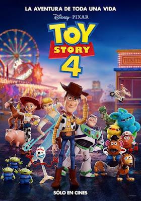 Toy Story 4 en Español Latino