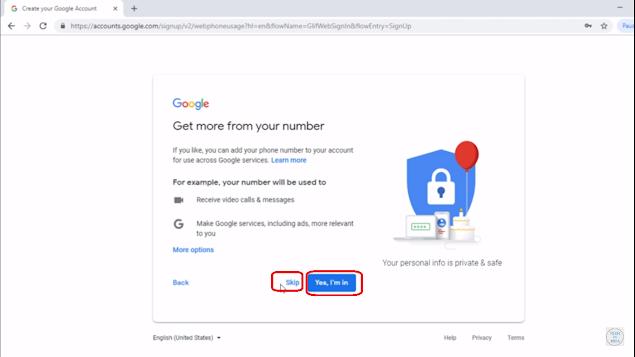 gmail get