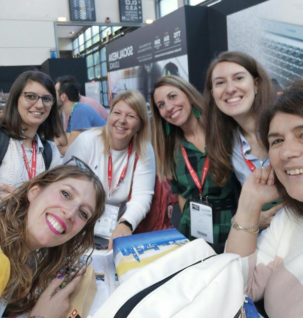 Travel blogger alla fiera del turismo di Rimini 2019