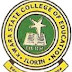 KSCE, Ilorin 2017/18 Post-UTME [NCE] Admission List - [1st, 2nd, 3rd, 4th, 5th & 6th Batch]