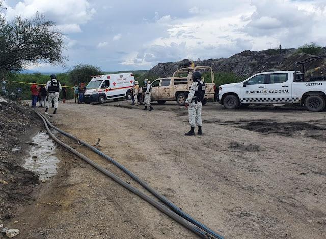Atrapados 7 mineros en Múzquiz por desbordamiento e inundación