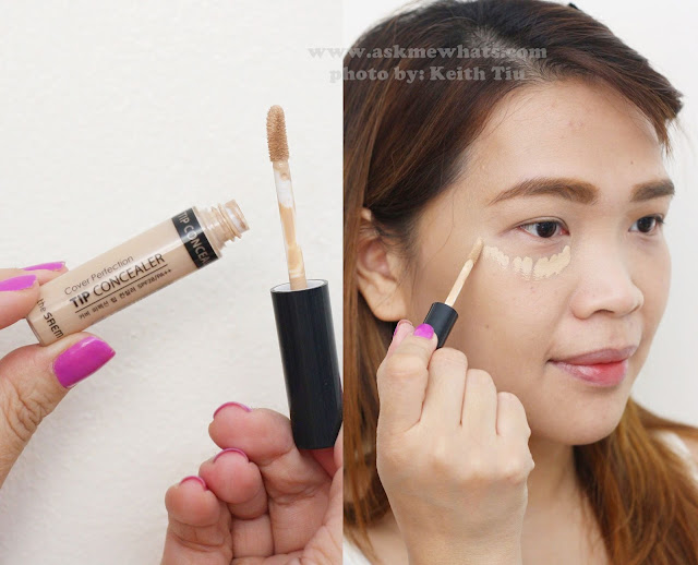 A photo of the SAEM Cover PErfection Tip Concealer