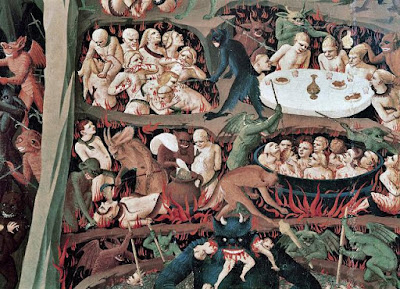 Seven Deadly Sins and Its Punishment in Hell