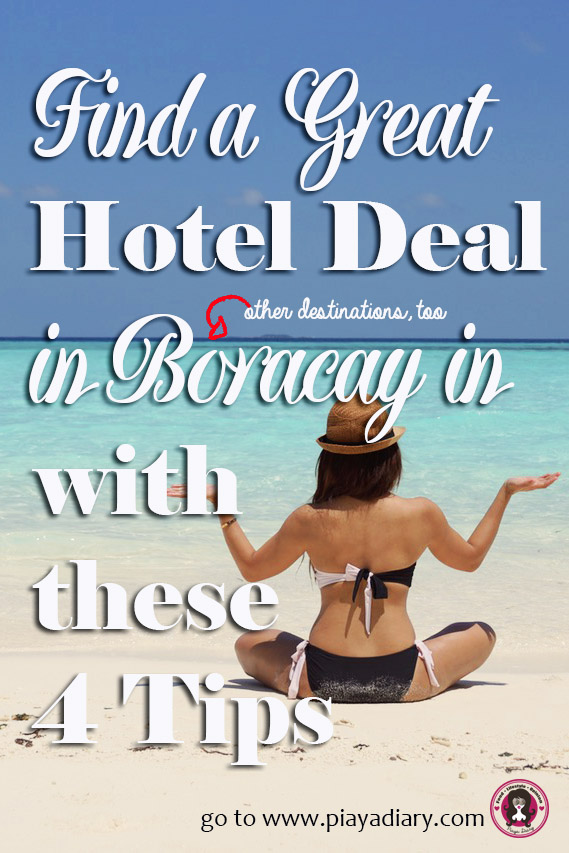 4 Tips on Finding a Great Hotel Deal in Boracay