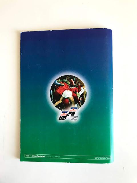 Album Copertina Euro 76