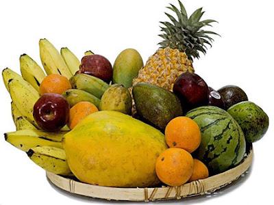 Principais fontes alimentares