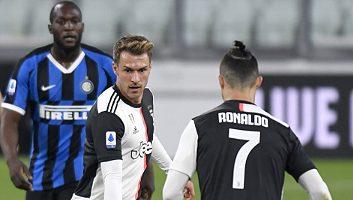 Juventus vs Inter Milan 2-0 Highlights