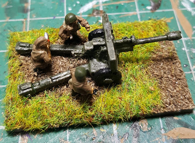 Russian 76.2 anti tank gun for Soviet tank Brigade picture 2
