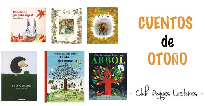 Cuentos libros infantiles sobre la estación del otoño