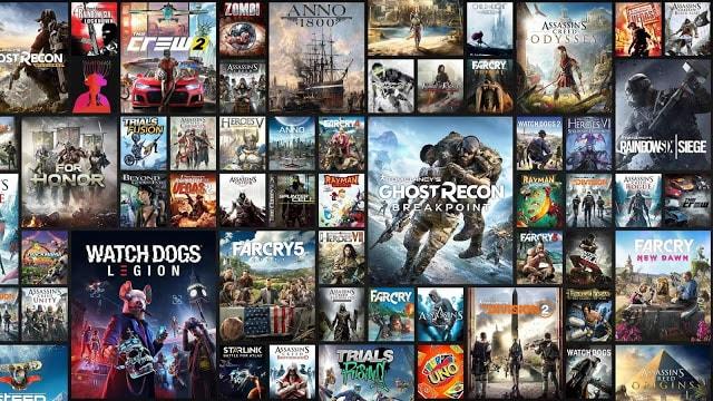 Распродажа игр на пк в Ubisoft