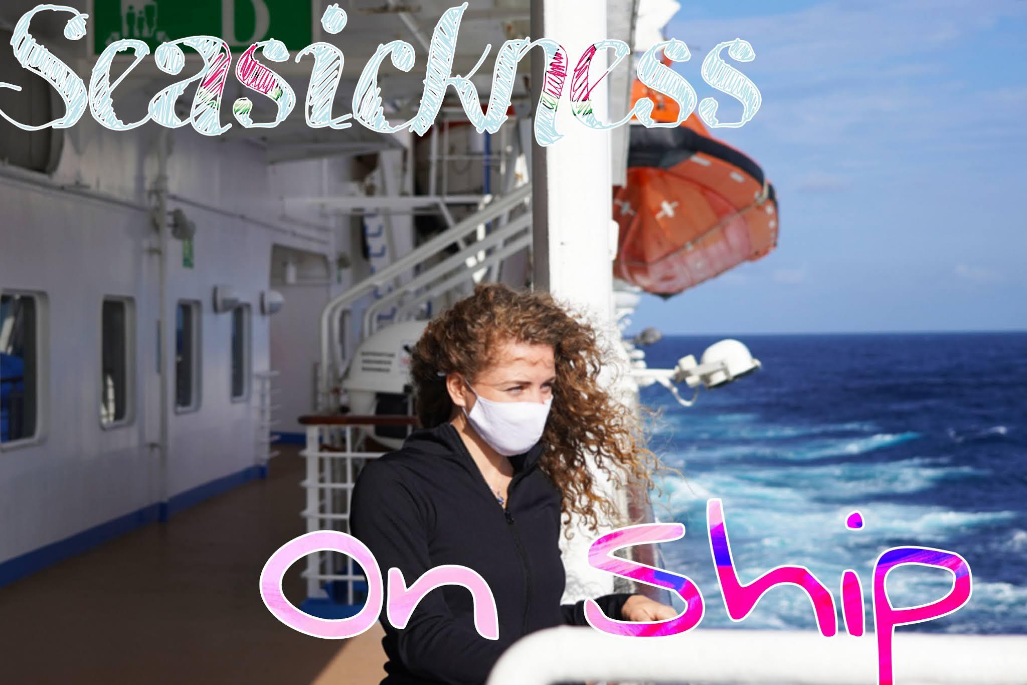 Sea sickness treatment