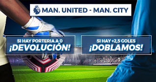 Paston promo United vs City 12-12-2020