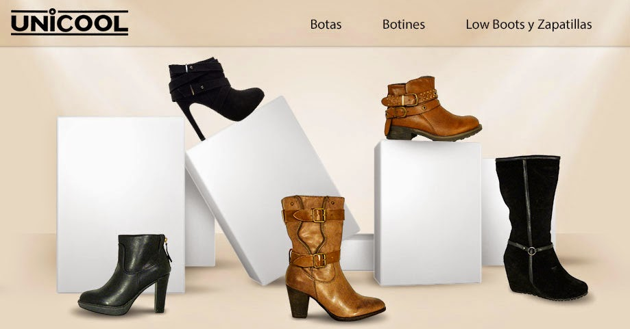 Botas, botines y zapatillas de Unicool muy baratas