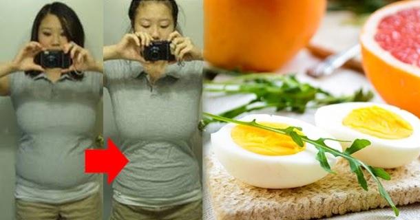 cara ampuh ini terbukti menurunkan berat badan, lakukan ini maka lipatan lemak perut menghilang dalam 3 hari, dengan cara ini!