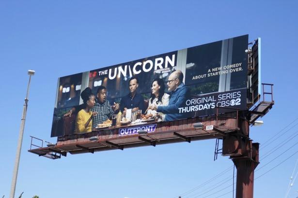 Unicorn series premiere billboard