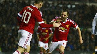 Juan Mata Cedera Jelang Manchester United vs West Brom
