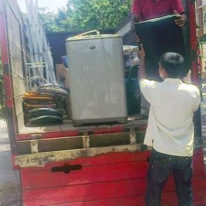 Jasa pindahan rumah di Medan.