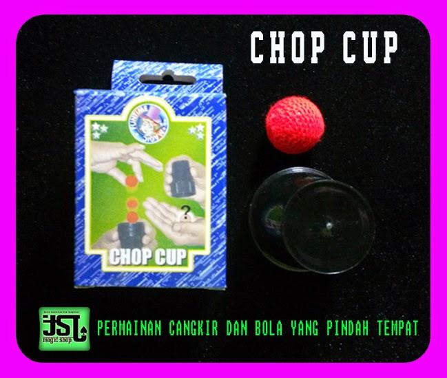 TOKO SULAP JOGJA CHOP CUP MAGIC