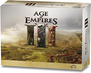 Age of Empires III The Age of Discovery el juego de tablero