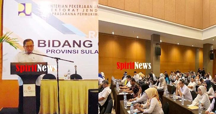 Bppw Sulsel Gelar Rapat Koordinasi di Bidang Cipta Karya Tahun Anggaran 2019