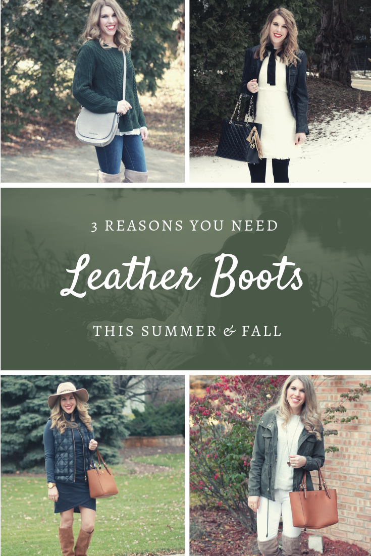 Top 3 Reasons That You Need a Pair of Boots