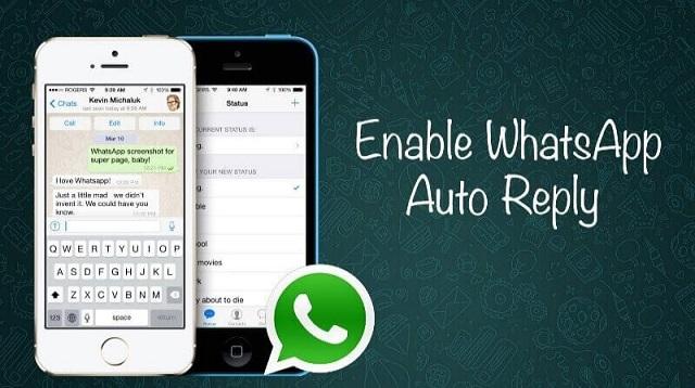 Cara Membuat Pesan Otomatis di WhatsApp iPhone