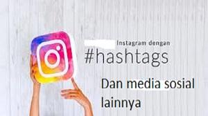 Cara Membuat Hashtag