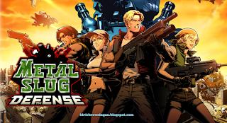 Metal Slug Defense Game Android